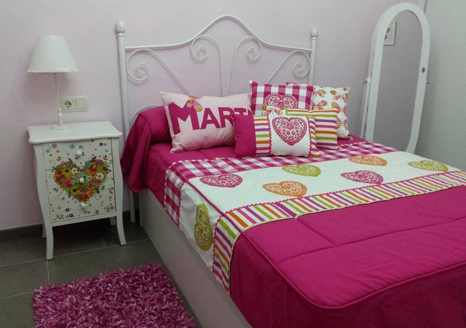 Dormitorio Marta.
