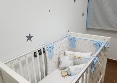 Habitación bebé Nicolás.